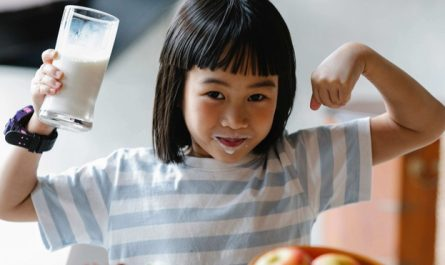 Healthy Food that Gives Energy to Children